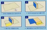 Cubiertas durables flexibles del libro de bolsillo (JN-5541)