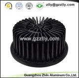 6000のシリーズアルミニウム管アルミニウムPinのひれのクーラーか脱熱器またはラジエーター