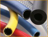 El oxígeno de alta presión de soldadura de acetileno de PVC de doble tubo de aire