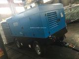 Compressor van de Lucht van de Schroef van de Dieselmotor KAISHAN bkcy-17/17 de Aanhangwagen Opgezette 260HP