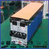 bateria de íon de lítio 322V100ah