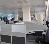 Büro-Partition-Büro-Möbel-Arbeitsplatz mit Fach-Schränken