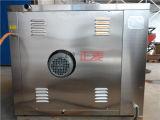 Film publicitaire italien rotatoire de pain de gaz de 5 plateaux pour le four de convection (ZMR-5M)