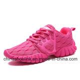 新しい夏の秋の方法女性の歩きやすいスニーカーのスポーツの靴