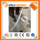 Flame Delaying PVC Insulated PVC Sheath Flat Copper Core Electric Wire