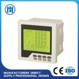 Compteur d'électricité multifonctionnel de Digitals d'usine triphasée de panneau pour U/I/Cos/P/Q/Kwh/Kvah