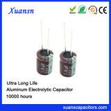 1.8UF350V 10000hours de Elektrolytische Condensator van uitstekende kwaliteit