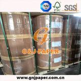 レシートのためのロールの100%の木材パルプ65GSMの熱ペーパー