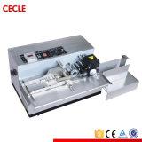 小型のElectrice袋コード印字機