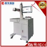 máquina de la marca del laser de la fibra del no metal del metal del estilo de la venta caliente de la alta precisión de la joyería nueva