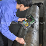 Aço liso do molde quente elevado do trabalho H21 da dureza 1.2581