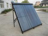 24 tubes en alliage en aluminium noir Tuyau collecteur solaire thermique