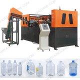 Planta de soldadura automática de la botella del animal doméstico de 4 cavidades para el agua embotellada