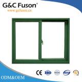 prix d'usine aluminium fenêtre coulissante en verre fabriqués en Chine