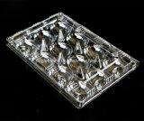 Коробка пластичной клубники 12 клеток упаковывая