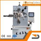 YFSpring Coilers C435 - четыре сервомеханизмы диаметр провода 1,20 - 3,50 мм - пружины с ЧПУ станок