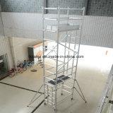 専門のエクスポートの建築材料の工場供給アルミニウム足場