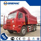 De Vrachtwagen van de Stortplaats van de Mijn HOWO 50 Ton van Zz5507s3840aj