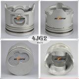 Motor diésel japonés 4JG2 Isuzu Alfin pistón 4 cil. 8-97073-647-1