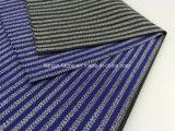 털실에 의하여 염색되는 면 꼬이는 털실 줄무늬 직물 Lz8692