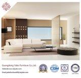 Bequeme Hotel-Möbel für Wohnzimmer mit dem Sofa eingestellt (YB-B-29)