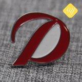 Commerce de gros de l'impression personnalisés en couleur le fer blanc insigne