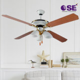 52 Inch Indoor Lighting Stainless Steel Outdoor Patio Ceiling Fans