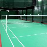 LED de exterior e interior das luzes de badminton, 150W Badminton Tribunal Iluminação, antirreflexo