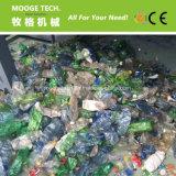 Salida de alta el removedor de etiquetas de botellas de PET/separador sin agua