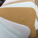 Масло глянцевая PU кожа для принятия решений обшивка дивана мебель