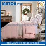 Luxury cinza/branco/cinza Ganso/Duck Edredons para Home/ Hotel/ Hospital