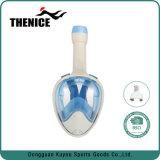 Novos óculos de mergulho com snorkel Design Anti-Fog Anti-Leak