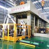 Jw36 500t mecânica prensa elétrica com o corpo da estrutura C e máquina de perfuração do Virabrequim