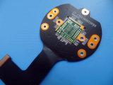 Doubles couches PCB Carte de circuit imprimé souple pour l'interrupteur Gigabyte