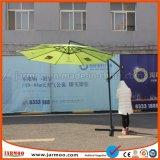 屋外のカスタム広告の庭浜の日傘