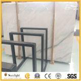 安い中国の新しいVolakasの白い石造りの大理石の床の壁のタイル
