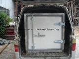 China refrigeró el carro