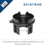 Base OCULTADA socket del coche para la nueva Sportage viga inferior H7 de KIA K3 K3s