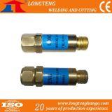 De Rem van de Flash-back van het Gas van de Zuurstof van Longteng van Wuxi M16 voor AutoOntsteking, de Klep van de Controle van het Gas voor CNC het Knipsel van het Gas