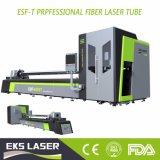 Venta caliente y cortadora cerrada llena de alta velocidad del laser de la fibra para el aluminio del metal de los aceros inoxidables