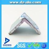 20X20 Aluminiumguine-Aluminiumstrangpresßling-Profil des Engels-6063 hölzerne der Tür-T5