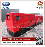 10kw/12.5kVA aan kVA Stille Diesel 24kw/30 Generator met Ce goedkeuring-20170912c van de Motor fawde-Xichai