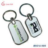 Оптовый изготовленный на заказ металл Keychain для промотирования