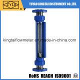 Rotamètre de tube de verre pour l'air ou l'eau