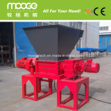precio de fábrica de espuma de plástico máquina trituradora eje dos