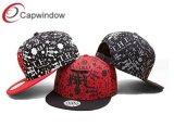 Cappello di Snapback con i marchi su ordinazione di stampa dello schermo (65050099)