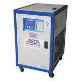 Máquina plástica para refrigerar e refrigerar o material plástico