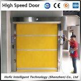 Puerta de alta velocidad automática del sitio limpio