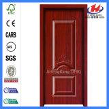Kundenspezifische Innen-Melamin-Tür-Haut MDF-HDF weiße