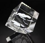 De hoogstaande en Goedkope 3D Kubus en het Blok van het Kristal